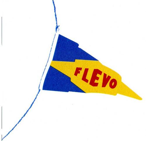 wv Flevo wimpel